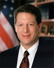 image for Al Gore Announces Presidential Candidacy in 2010