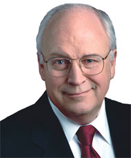 "image for Cheney Waterboards Self: Says, ""Bastard had it coming!"""