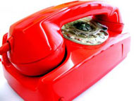 image for Barack Obama invents the telephone