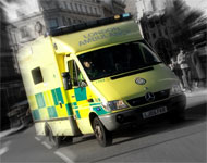 image for Ambulances to be toned down?