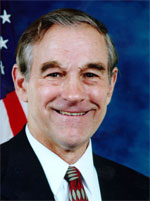 image for Poll: Ron Paul Gains Lead, 'Captain 9/11' in 4th