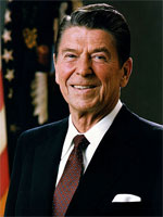 image for Texas Governor Rick Perry is Ronald Reagan's son by Princess Margaret