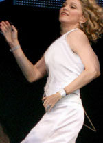 "image for Madonna Says: ""Red Ken Forces Me to Walk Like an Egyptian!"""