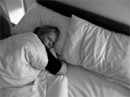 image for Long Suffering Wife Of Local Man Wakes Herself Up Snoring Ahead Of Haye v Klitschko Fight