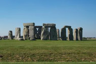 image for Stonehenge bouncy castle rattles Barking Druids