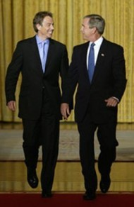 image for Blair and Bush to launch Reality TV show