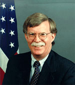 image for John Bolton's Hawkish Moustache Declares War on the Rest of His Face