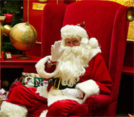 image for Santa Claus Arrested