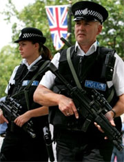 image for Met Police To Emigrate To China