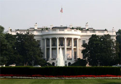 image for White House to be painted black