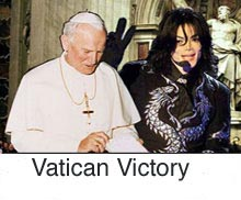 image for Michael Jackson To Be Next Pope