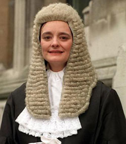 image for Cherie Blair Shaves Head!