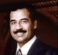 image for Saddam Hussein Voted World's Sexiest Ex-Statesman
