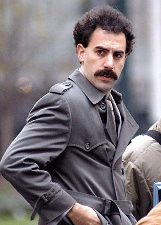 image for Borat to be Stoned to Death