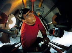 """image for """"Scotty"""" goes to big engine room in the sky; NASA Engineers shocked, saddened"""