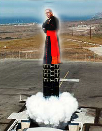 image for Hard Line Vatican Cardinals Start Nuclear Holy War against Others, N.Korea is Hit by First Strike