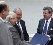 "image for L. Paul Bremer ""misplaces"" $9 Billion in Iraq"