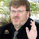 image for Filmmaker Moore runs for president
