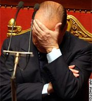 image for Berlusconi forms Italy's 60th Anniversary Government