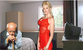 image for Playboy Anna Nicole Smith will expand home for well endowed elderly gentlemen after losing Marshall