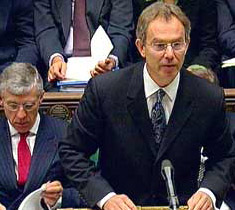 image for Tony Blair in yet another U-turn