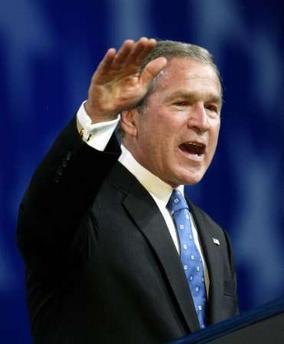 image for National Debt reaches $7,826,689,777,692.15, Bush Plans National Debt Payment Plan