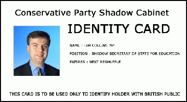 image for Conservative Party - Only Two Attend
