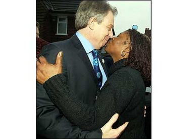 """image for Blair in """"I meant to take you darling"""" poser"""