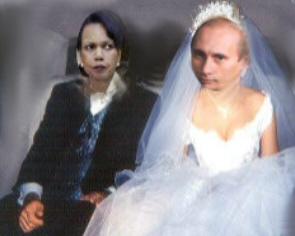 image for Russian Internet Dating Special - Secretary of State Condoleezza Rice Gets Her Man