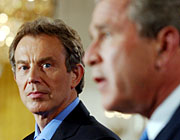 image for Blair supporters defy BBC report