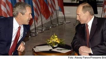 image for Vlad 'The Impaler' Putin in lads' joke about hapless Israeli president