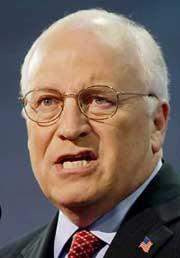 image for Cheney To Head Mafia