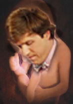 image for Hillary Clinton Denies She Is Carrying Tucker Carlson's Love Child