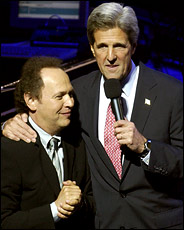 image for Long line of running mates for Kerry in Hollywood