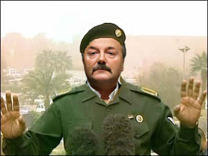 image for Big Brother Baghdad Babe George Galloway Slips In Quietly