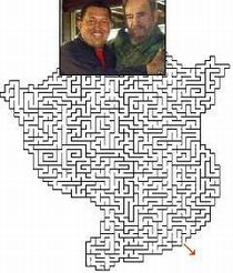 image for Hugo Chavez and Fidel Castro Plot A Response To Pat Roberts
