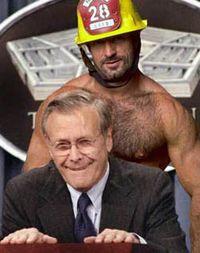 image for Donald Rumsfeld in Sex Shocker!