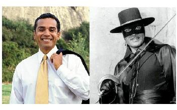 image for L.A. Mayor Descendant of Zorro