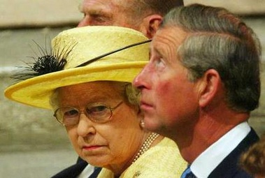 image for Queen blames 'pain in the ass' for cancellation of official engagements