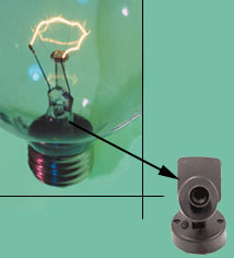 image for Vanderbilt Student Goes One-Up on Edison with LED light bulb