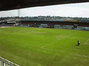 image for Hereford Utd to bid for Olympics