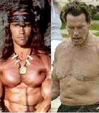 image for Schwarzenegger Warns Young Athletes Not to Use Steroids