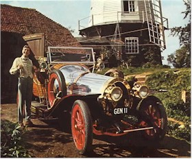 image for The Queen Buys Prince Philip A Chitty Chitty Bang Bang