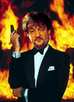image for Johnny Vegas to be Next Bond