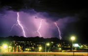 image for Weather ceases after storm in northern England