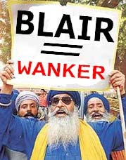 image for God considering legal action over Blair invasion claim