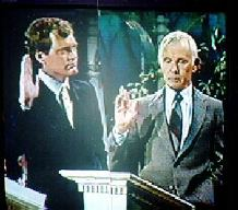 image for Johnny Carson Dead! David Letterman Panics!