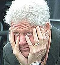 image for Bill Clinton's Dog Comes Clean