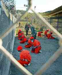 image for Bush: US detainees to get last rites