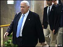 image for Ariel Sharon art exhibit causes fresh uproar